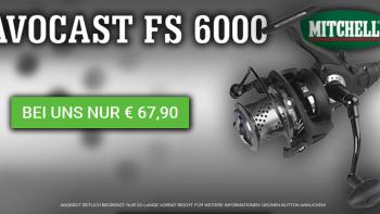 Jetzt bekommt Ihr Eure Mitchell Avocast Freerunner FS6000 unter den Weihnachtsbaum!